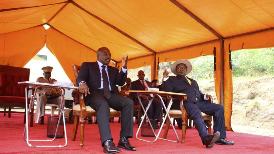 RDC: polémique autour des propos de Joseph Kabila en Ouganda