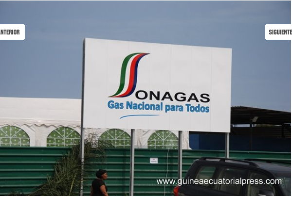 Guinée Équatoriale industrie : inauguration  sous de belles auspices de l'usine d'embouteillage de gaz pour la région continentale !!!!