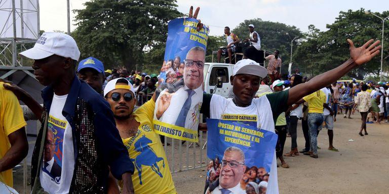 Présidentielle à Sao Tomé et Principe : un second tour qui n'attire personne