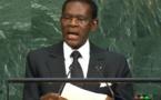 ONU : Allocution de Son Excellence Teodoro Obiang Nguema Mbasogo, Président de la République de Guinée équatoriale