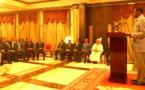 La convocation du dialogue qui confirme que le Chef de l'Etat est un homme de paix et doté d'une grande sagesse !!!