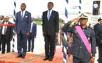 Guinée Equatoriale : Le Président Obiang Nguema Mbasogo reçoit le Président José Mario Vaz à Mongomo