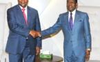 Intance activité diplomatique : S.E. Obiang Nguema Mbasogo reçoit le Président Touadera à Mongomo, après avoir reçu la veille, le président de Guinée Bissau