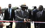 Quand la Guinée Équatoriale se développe avec   des stations services et  l'usine de Ciment de Bata! Que du bonheur !