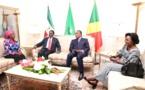 Guinée Equatoriale-Congo  : Le président Teodoro Obiang Nguema Mbasogo à Oyo en République du Congo
