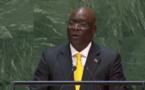 Guinée Equatoriale : Le ministre des Affaires étrangères prononce un discours devant l'assemblée générale de l'ONU (voir le lien de la vidéo)