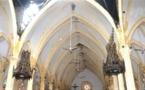 Guinée Équatoriale:  Les Pompiers du pays sauvent de justesse la cathédrale de Malabo