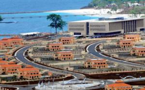 Guinée Equatoriale : A la découverte de Sipopo (Malabo) surnommée la « Ville de l'Union africaine ».