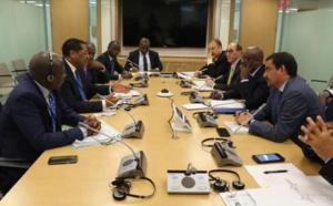 Le Président de la Commission de la Cemac plaide la cause du Congo et de la Guinée équatoriale devant le FMI