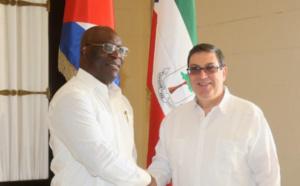 La Guinée équatoriale et Cuba souhaitent renforcer leur coopération bilatérale