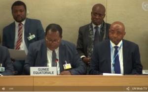 Examen périodique universel : Le rapport de la Guinée Equatoriale évalué avec succès au conseil des droits de l'homme de l'Onu !