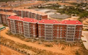 En Guinée Equatoriale,le concept du logement pour tous est une réalité !