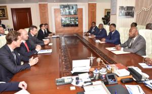Guinée équatoriale/ Allemagne: échanges fructueux entre une délégation du Bundestag et des autorités équato-guinéennes