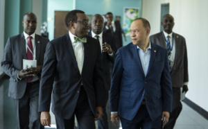 À Malabo, la Banque Africaine de Développement prêche l'intégration