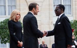 Le Président Obiang Nguema Mbasogo en France pour les obsèques de l'ancien président Jacques Chirac