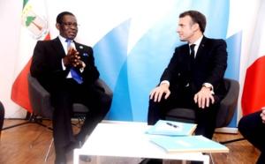 France-Guinée Equatoriale : Tête-à-tête Obiang Nguema Mbasogo-Emmanuel Macron