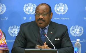 La Guinée équatoriale participe en tant que membre au vote des nouveaux membres de la Convention sur le droit de la mer !!!