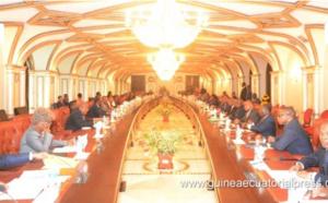 Guinée  Equatoriale : Validation de l'aide financière accordée  à L 'UNESCO  La Guinée Equatoriale  apporte une  aide financière à l'UNESCO estimée à 500.000 dollars !!!