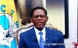 Guinée Equatoriale : Anniversaire de la  CEMAC : Le discours du Président Obiang Nguema Mbasogo  !!!