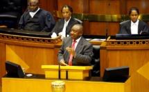 Afrique du Sud : Le Président de l'ANC Cyril Ramaphosa est élu  Président de la République par le parlement