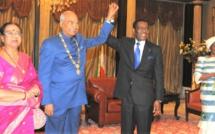 Guinée Equatoriale/Inde : Les médias occidentaux passent sous silence la visite du Président de l'Inde à son homologue Equato - Guinéen !!!