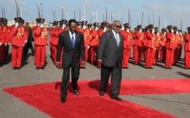 Djibouti-Guinée Equatoriale  : Tapis rouge pour le Président Teodoro Obiang Nguema Mbasogo à Djibouti