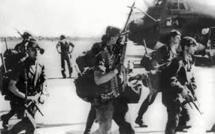 Rappelons-nous,il y a 40 ans, la Légion sautait sur Kolwezi en RDC