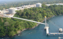 Guinée Equatoriale:l'usine de traitement de gaz de pétrole liquéfié d'Alba et EG LNG pourront traiter le gaz naturel issu du champ Alen