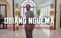 Un jeune Artiste honore en musique , son excellence Obiang Nguema Mbasogo pour son engagement en tant que panafricain !!!