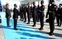 Le Président Obiang Nguema Mbasogo présent à l'investiture du Président Erdogan