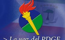 Communiqué du Parti Démocratique de Guinée Equatoriale ( PDGE) à propos des fake news
