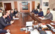 Les parlementaires Allemands s'entretiennent  avec le  premier ministre de Guinée Equatoriale, M. Pascual Obama Asue et son équipe