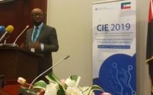 César A. Mba Abogo, le ministre des Finances, de l'Economie et de la Planification de la Guinée équatoriale.