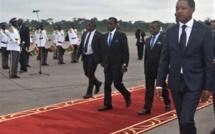 Sommet de la Cemac : Arrivée à Yaoundé du Chef d'État de la Guinée Équatoriale,ce vendredi 22 Novembre 2019 (vidéo)