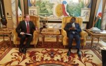 La société américaine Marathon Oil Corporation augmentera ses investissements en Guinée équatoriale à la suite d'une réunion avec S.E. Président Obiang Nguema Mbasogo