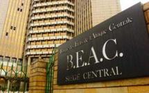 Réunion du Comité économique et financier national de la Guinée équatoriale avec les autorités du BEAC