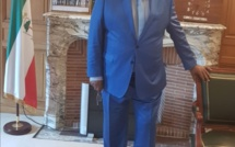 EXCLUSIVITE AFRICA MEDIA : INTERVIEW DE S.E MIGUEL OYONO NDONG MIFUMU AMBASSADEUR DE GUINEE EQUATORIALE EN FRANCE