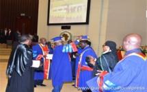 Relations  Guinée Équatoriale /Congo Kinshasa : Obiang Nguema Mbasogo Gratifié au rang de Docteur Honoris Causa de l'université de Kinshasa !!!